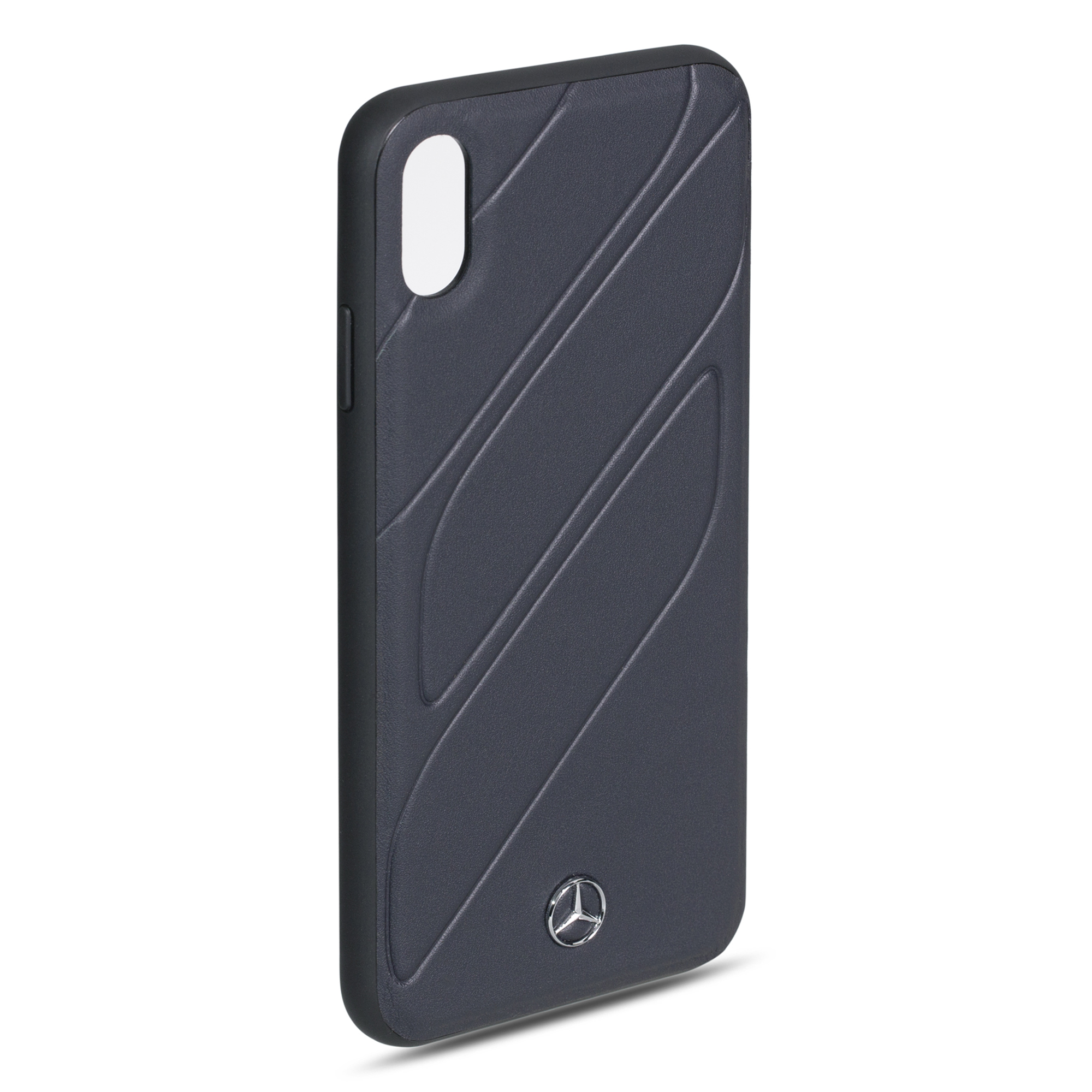 Genuine Leather Hard Case for iPhone XS Max (New Organic I)