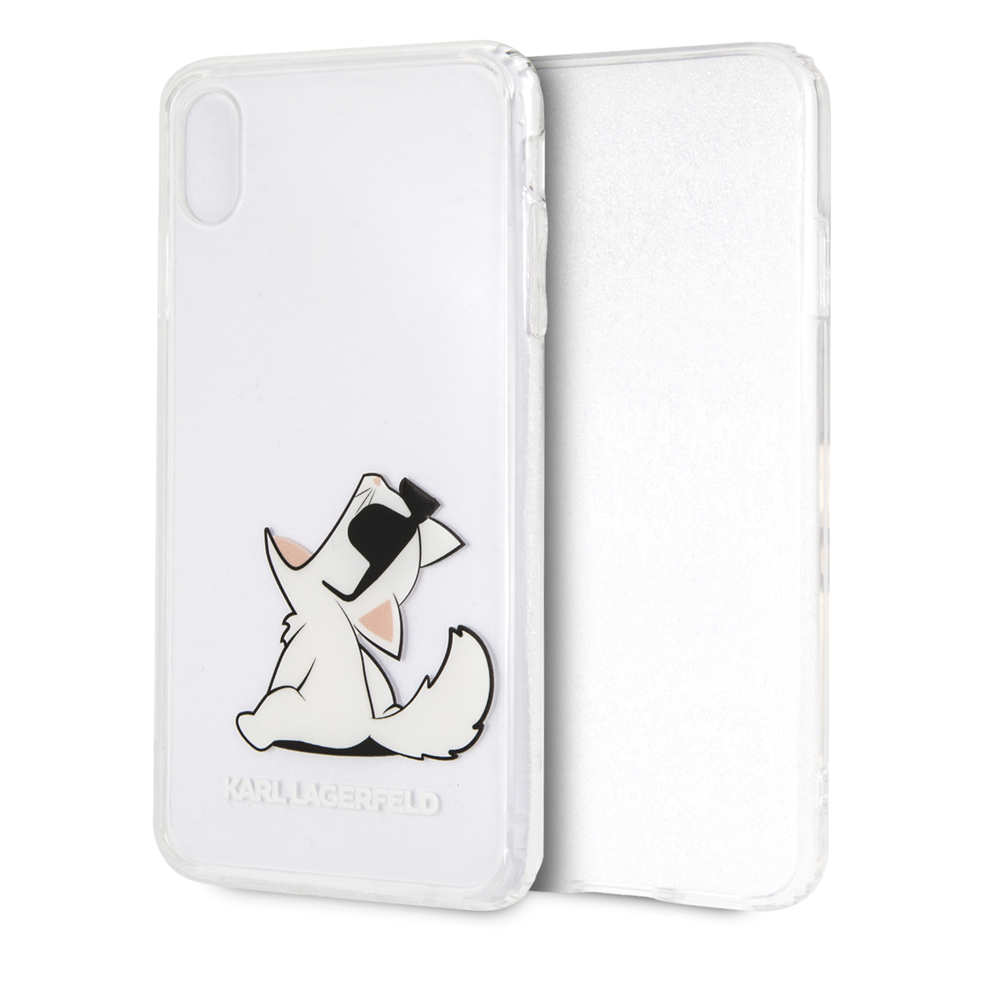 brand new fc0c6 f65cc Choupette Fun Sunglasses Case for iPhone XS Max