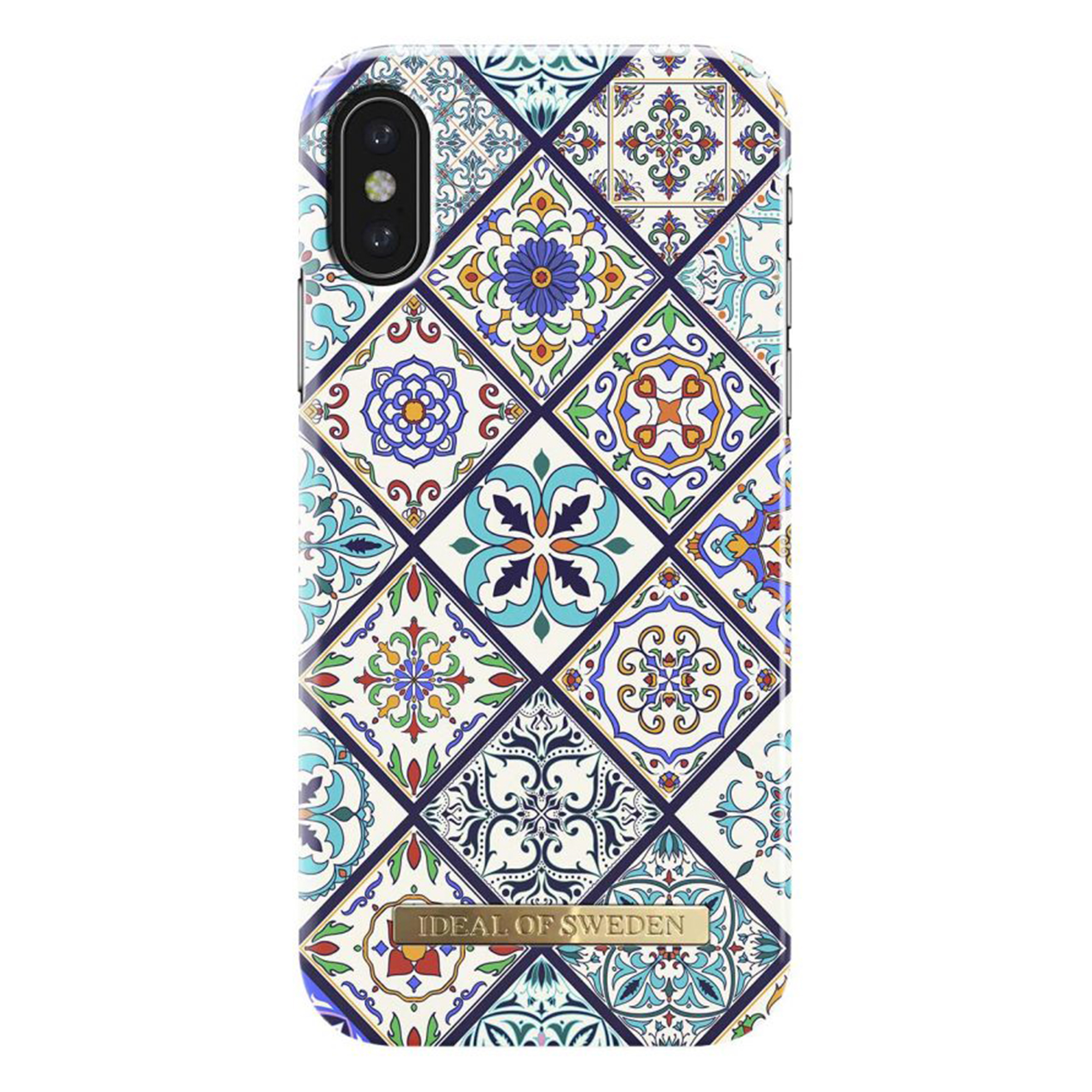 pretty nice 29efb adc5e iDeal of Sweden Fashion iPhone X case - Mosaic - SmarTone Online Store
