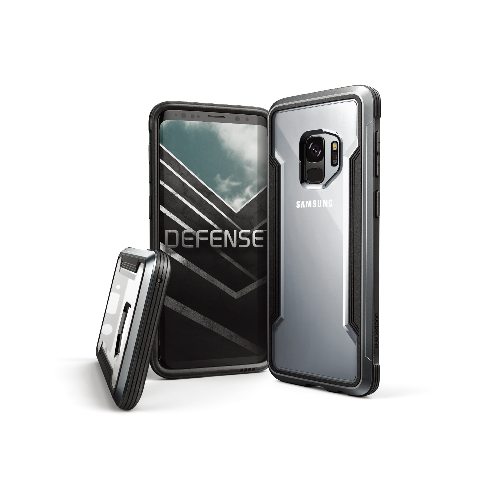 lowest price 75530 a76b8 Defense Shield for Samsung Galaxy S9