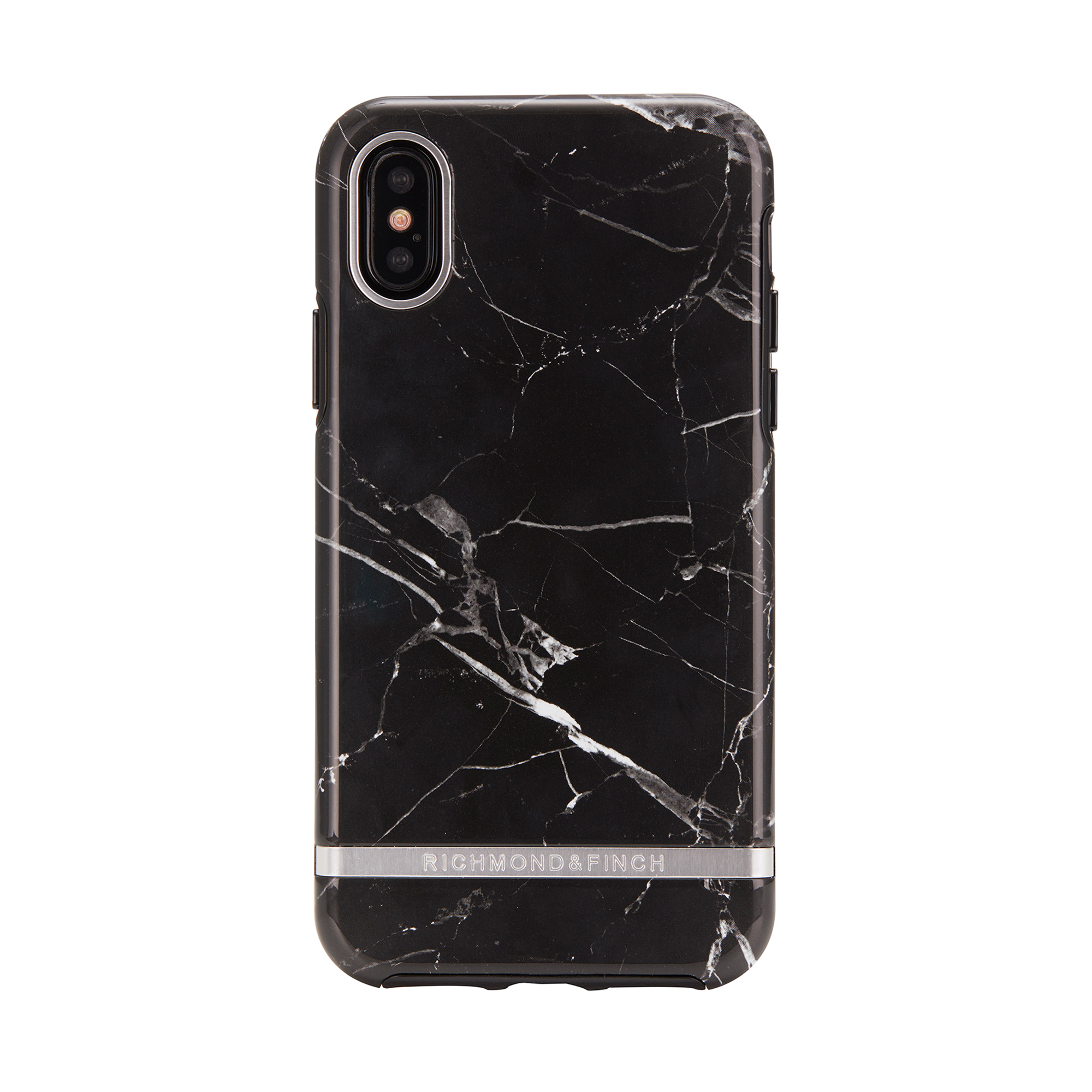 online retailer a89eb 102b0 Freedom Case For iPhone XS Max - Black Marble