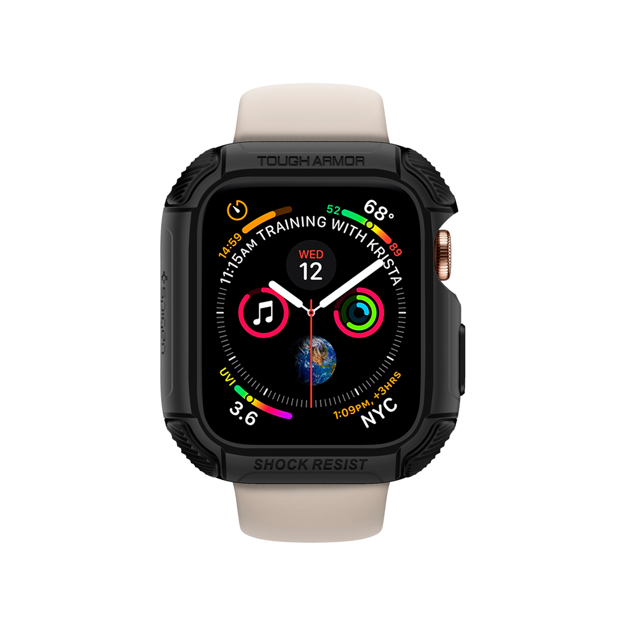 size 40 03bbb af075 Apple Watch Series 4 (44mm) Case Tough Armor