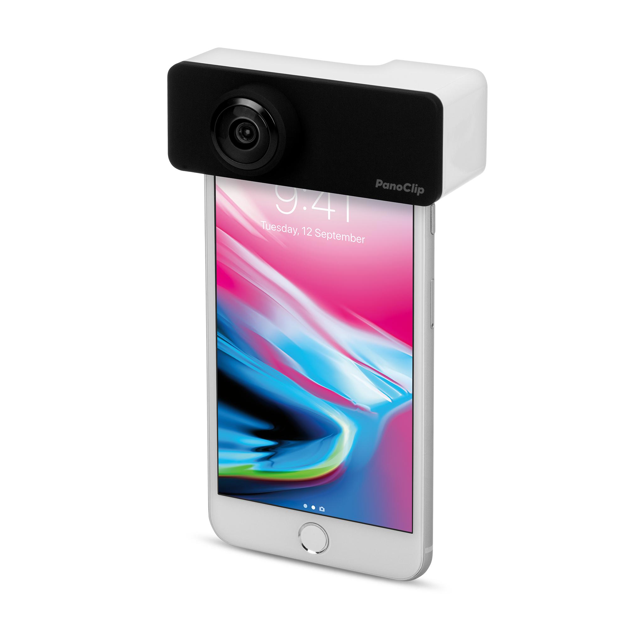PanoClip Snap-On 360° Lens(for iPhone 7 Plus/8 Plus