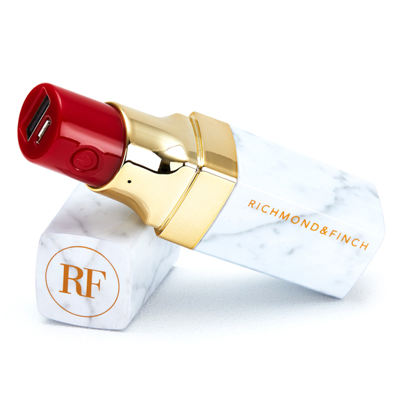 SmarTone Online Store Richmond & Finch 2600mAh Lipstick Powerbank