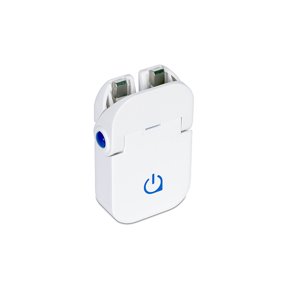 SmarTone Online Store Oneadaptr Flip Duo - Dual USB 3.4A Charger