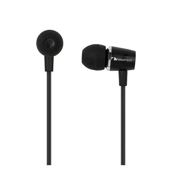 SmarTone Online Store Nakamichi CE-300 In-Ear Stereo Headphones