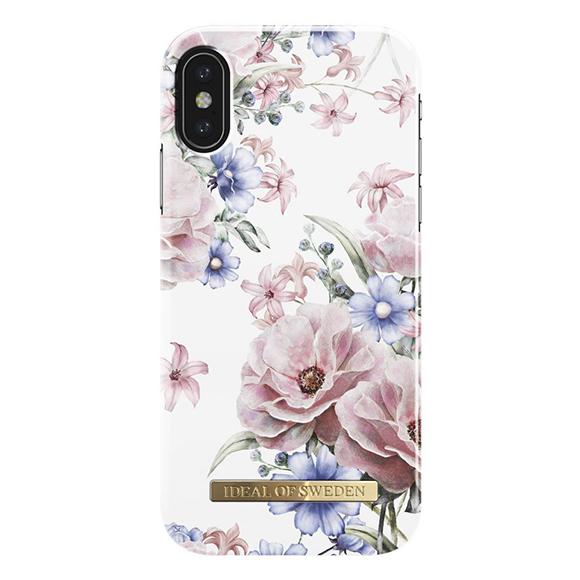 SmarTone Online Store iDeal of Sweden 時 尚 iPhone X 手 機 保 護 殼 - Floral Romance