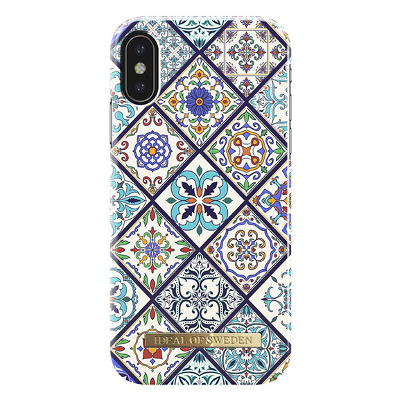 SmarTone Online Store iDeal of Sweden Fashion iPhone X case - Mosaic