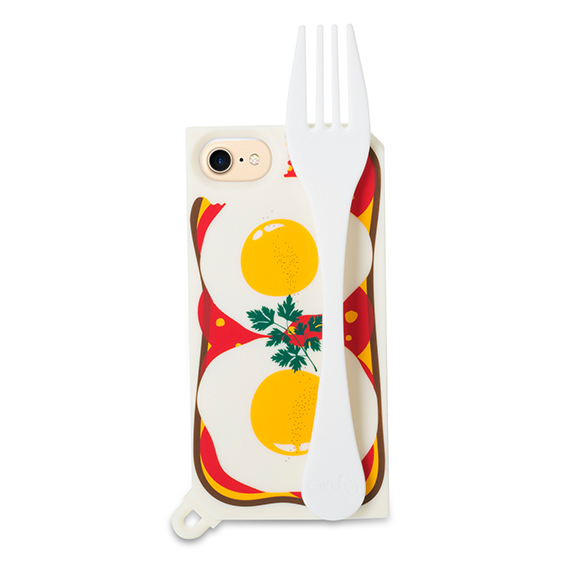 SmarTone Online Store Candies iPhone 7 / 8 保 護 殼  - All Day Breakfast