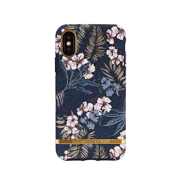 SmarTone Online Store Richmond & Finch Freedom Case for iPhone XS - Floral Jungle