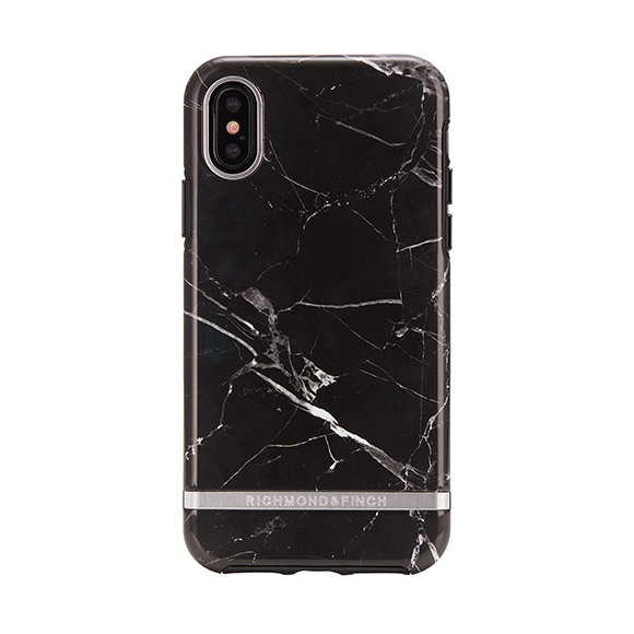 SmarTone Online Store Richmond & Finch Freedom iPhone XS Max 保 護 殼 - Black Marble
