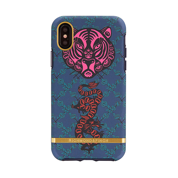 SmarTone Online Store Richmond & Finch Freedom iPhone XS Max 保 護 殼 - Tiger & Dragon