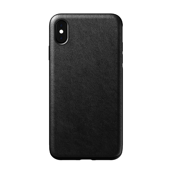SmarTone Online Store Nomad iPhone XS Max 皮 革 保 護 殼