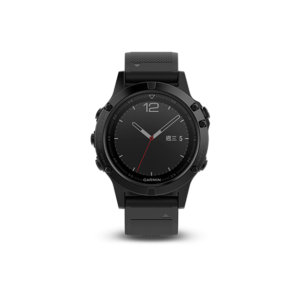 SmarTone Online Store Garmin Fenix 5 sapphire Smart Watch - Traditional Chinese version