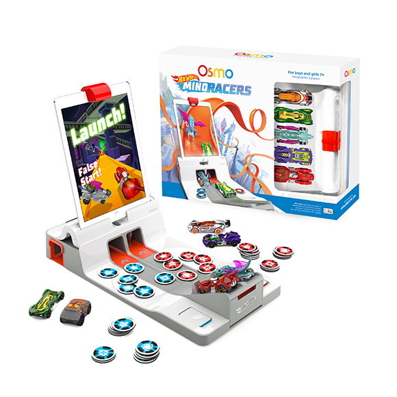 SmarTone Online Store Osmo Hot Wheels Mindracers(iPad not included)