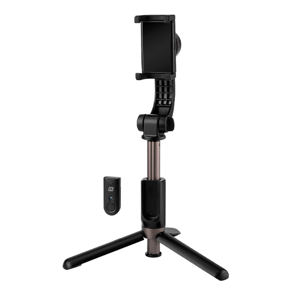 SmarTone Online Store Momax Selfie Stable Smartphone Gimbal with Tripod (KM13D)