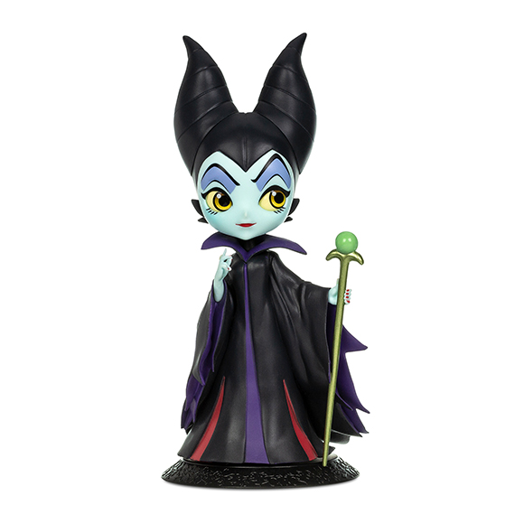SmarTone Online Store Banpresto Q Posket Disney Characters - Maleficent (Normal Color Ver.)